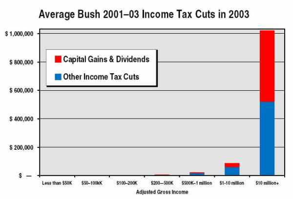 bushs to s newly proposed tax cut essay